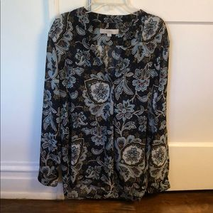 Loft Sheer Blouse
